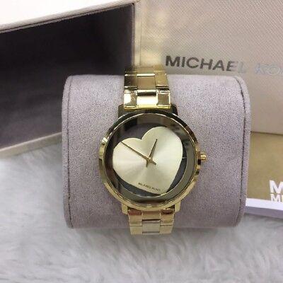 Michael Kors MK3623 Women's Jaryn Gold-Tone Watch