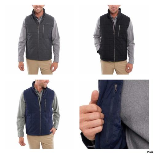 Orvis Mens Full Zip Nylon Quilted Vest Jacket NWT Various