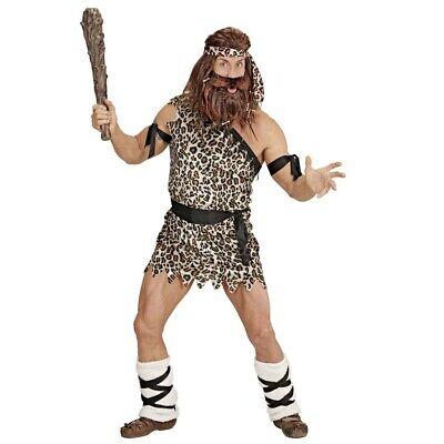 KOSTÜM # Karneval Höhlenmann Steinzeit Urmensch Caveman 3552 (Caveman Kostüme)