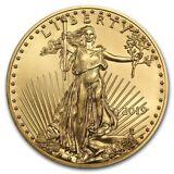 2019 1 oz Gold American Eagle BU - SKU #181871