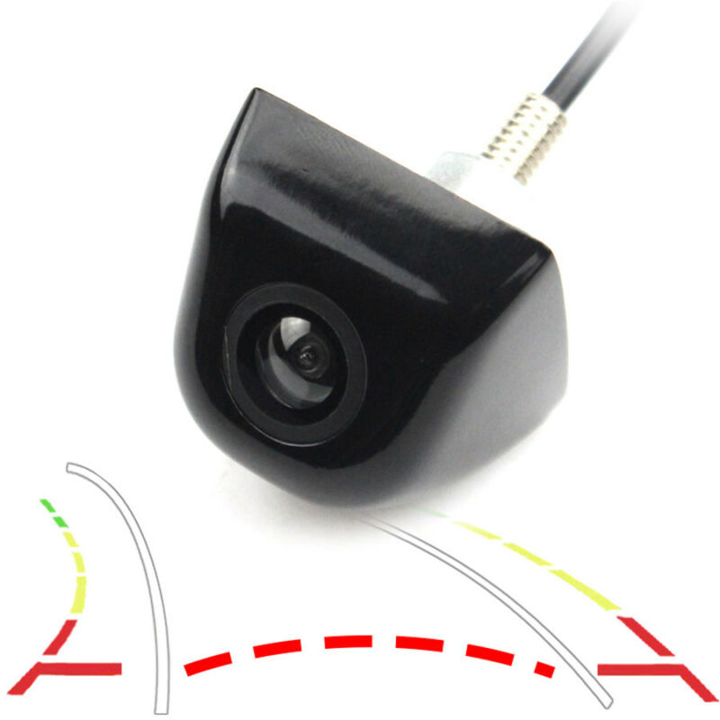 Car+Intelligent+Dynamic+Trajectory+Tracks+Parking+Line+Rear+View+Camera+Reverse