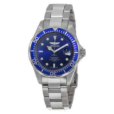Invicta Pro Diver Blue Dial Men's Watch 9204