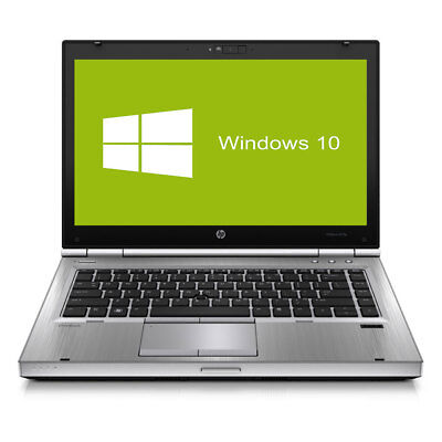 HP EliteBook 8470p Notebook Intel Core i5 2x 2,8GHz 8GB RAM 240GB SSD Win10