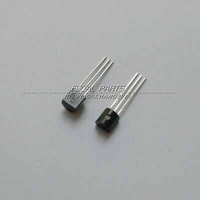 100pcs Npn Transistor To-92 2n2222a 2n2222 Us Shipping M293