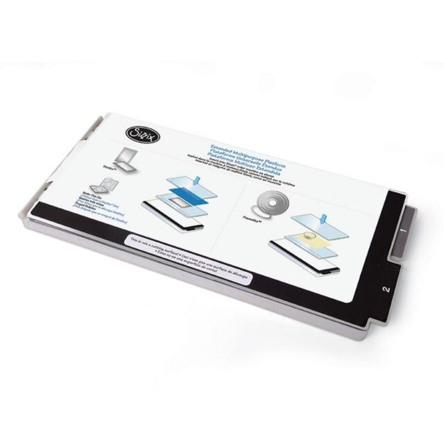 Sizzix Multifunktionsplatte Extended Multipurpose Platform lang Big Shot 658992