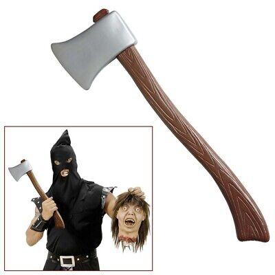 GROßE AXT Halloween Henker Holzfäller Beil Wikinger Waffe Kostüm Party Deko 9833