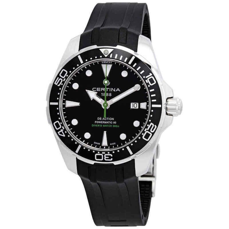 Certina-DS-Action-Diver-Automatic-Black-Dial-Men-Watch-C032.407.17.051.00