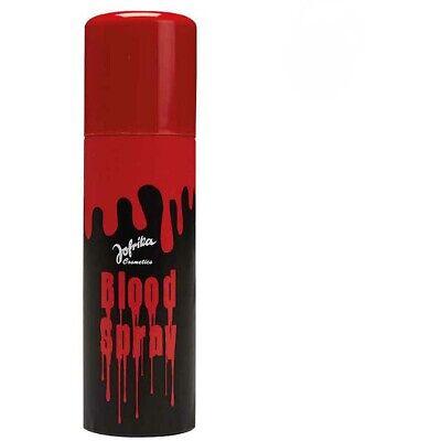 BLUTSPRAY JOFRIKA # 100ml Halloween Kunstblut Blut Spray Filmblut Horror Make up