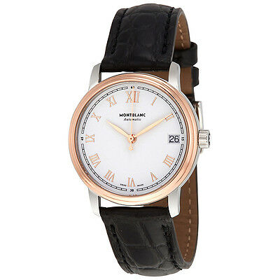 MontBlanc Tradition Automatic Mens Watch 114368