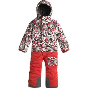 North face toddler snowsuit