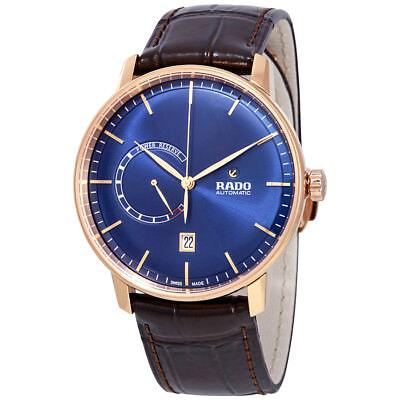 Rado Coupole Classic XL Automatic Blue Dial Mens Watch R22879205