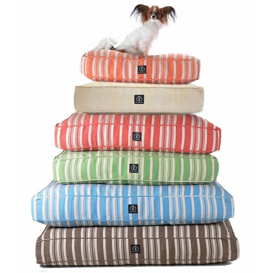 NWT HARRY BARKER ~~Classic Stripe Rectangle Dog Bed Cover