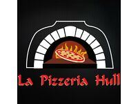 Delivery Drivers, Customer services, Cashiers, Pizza chefs,