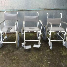 shower commode chair(new)