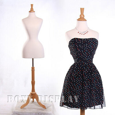 Female Jersey Form Mannequin Manequin Manikin Dress Form Fh01wbs-01nx