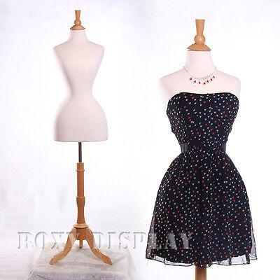 Female Jersey Form Mannequin Manequin Manikin Dress Form Fh01wbs-01nx