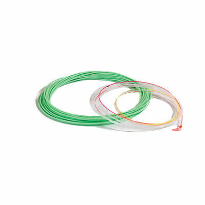 SCIENTIFIC ANGLERS AMPLITUDE SMOOTH TITAN LONG WF-10-F #10 WT FLOATING FLY LINE