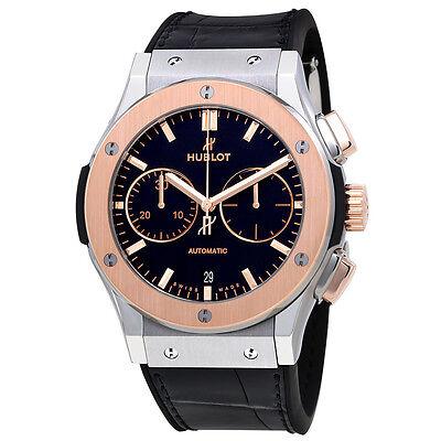 Hublot Classic Fusion Automatic Chronograph Mens Watch 521.NO.1181.LR