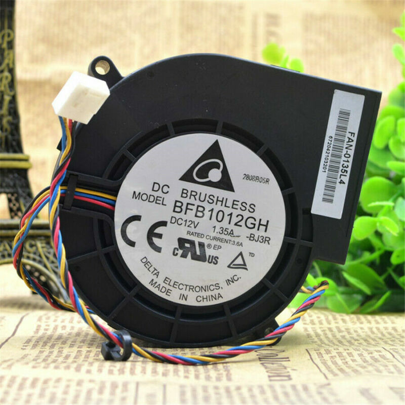1pc Delta BFB1012GH 4pin 12V 1.35A 97*97*33mm Blower fan
