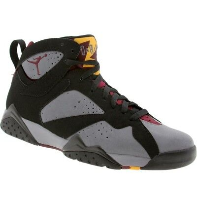 304775-003 Authentic Air Jordan 7 VII Retro - Bordeaux black graphite