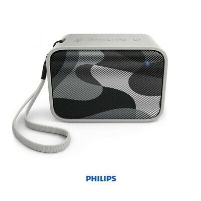 Altavoz Bluetooth PHILIPS BT110C00 Camuflaje