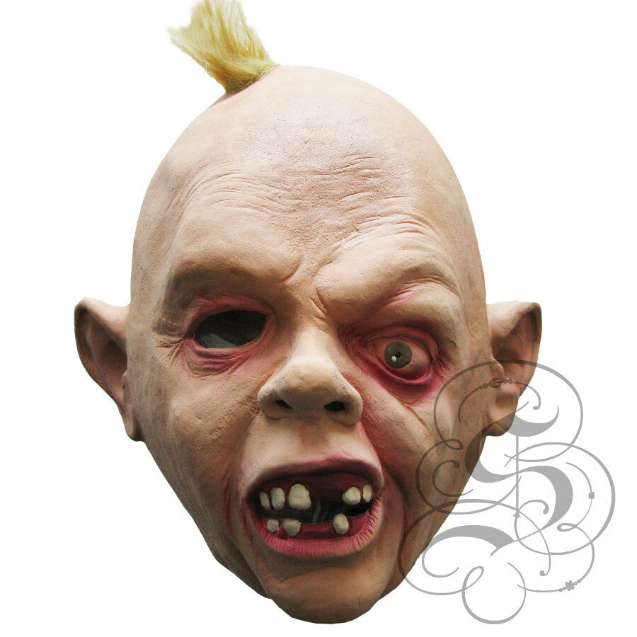 Halloween costume sloth goonies movie horror dress up latex party masks ebay - Masque halloween film ...