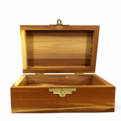 Wooden Dream Box with Latch