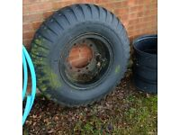 Bedford TK Wheel and Tyre, never used. £50
