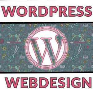 Squarespace Wordpress Website Design
