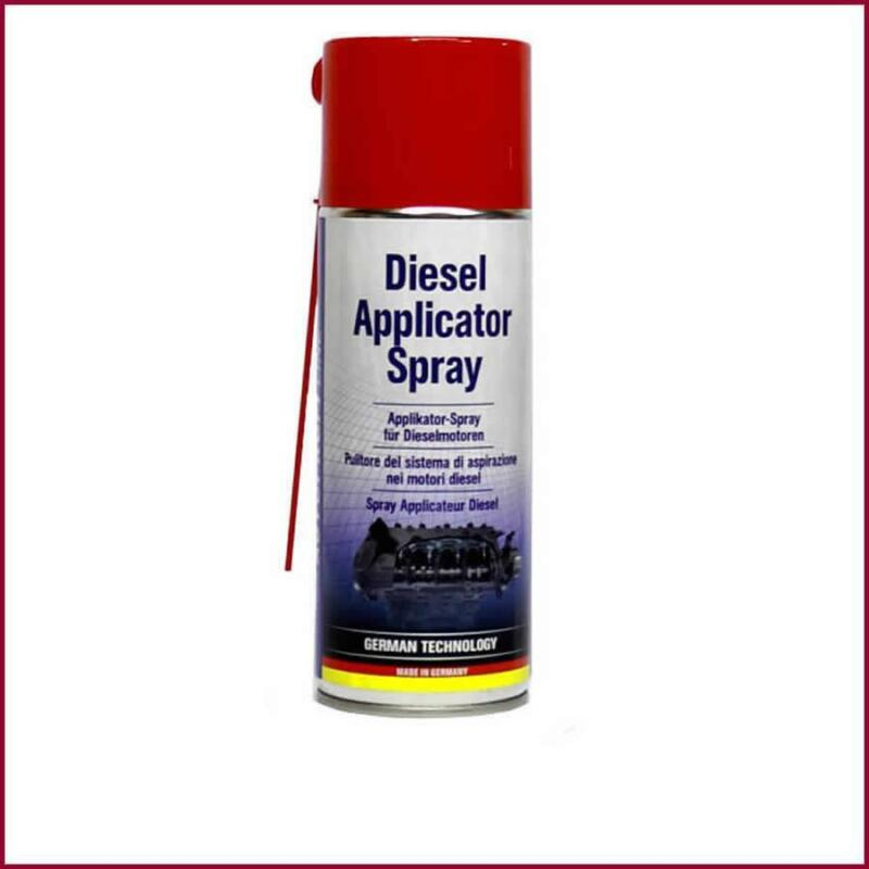 DIESEL (D1) Intake Air Flow Sensor EGR Spray Cleaner fits LEXUS
