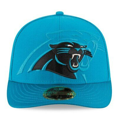 New NFL,New Era,Carolina Panthers,59FIFTY, On Field Headwear Sideline Collection ()
