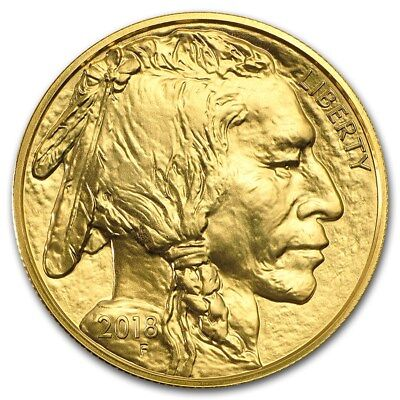 2018 1 oz Gold Buffalo Coin Brilliant Uncirculated - SKU #159695