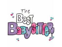 *Available* Experienced Babysitter/Nanny/Child Carer/Baby Sitter/Childminder in Birmingham