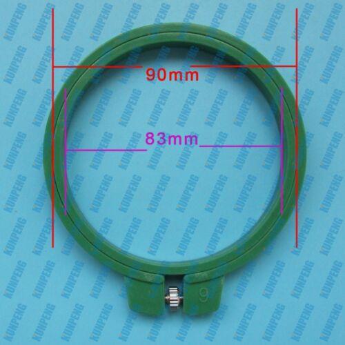 #KP-C-1068 9CM Embroidery Hoop Circle Round Frame Art Craft DIY Cross Stitch