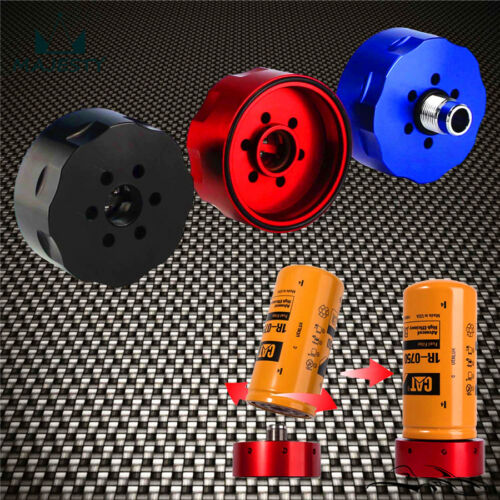 Diesel Fuel Filter /& Adapter For Chevy GMC Duramax LB7//LLY//LBZ//LMM//LML 01-16 BL