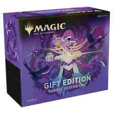 THRONE OF ELDRAINE BUNDLE GIFT EDITION HOLIDAY ENG SEALED MAGIC THE GATHERING