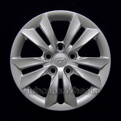Hyundai Sonata 2011-2014 Hubcap - Genuine Factory Original OEM 55565 Wheel Cover