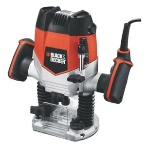Black and Decker plunge router (new)