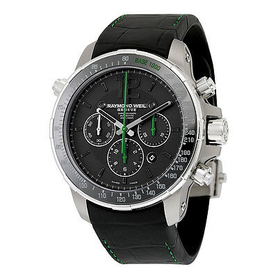 Raymond Weil Nabucco Titanium Mens Watch 7850-TIR-05217
