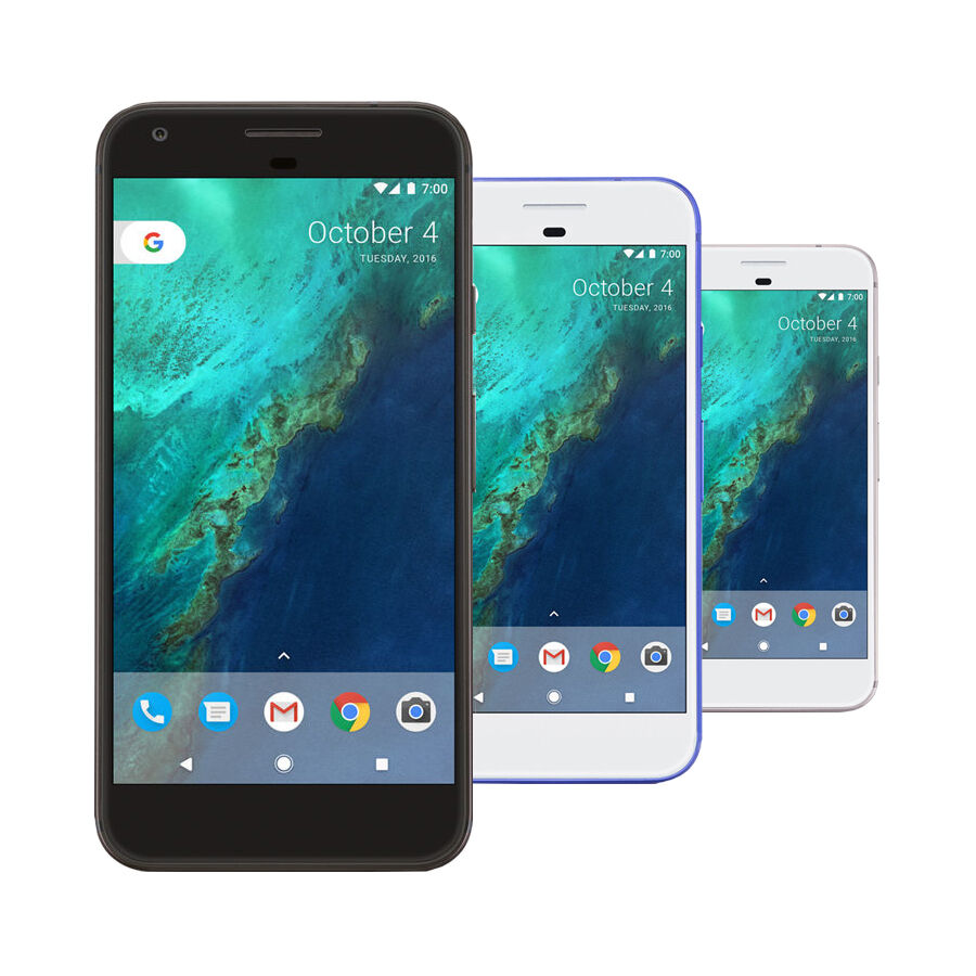 SELLER REFURBISHED GOOGLE PIXEL XL 32GB VERIZON WIRELESS 4G LTE ANDROID WIFI SMARTPHONE