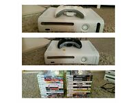 2x Xbox 360 consoles plus games bundle
