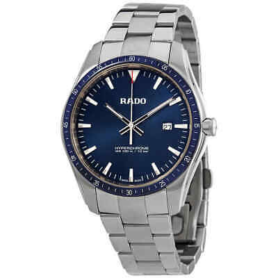 Rado HyperChrome Blue Dial Men's Watch R32502203