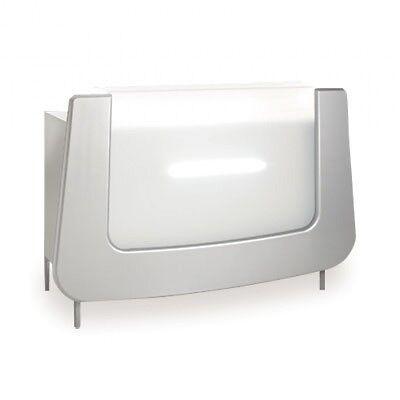 Beleuchtete Theken (Gammastore Theke Blogg beleuchtet Friseureinrichtung - Friseurstuhl - Waschsesse)