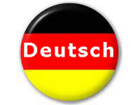 Learn German with very experienced native tutor and have fun!