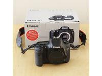 Canon EOS 7D Mark 1 Digital SLR Camera Body