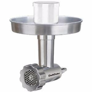 Chef's Choice Premium Meat Grinder Attachment 7965001