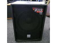 1200 watt subwoofer by Alto