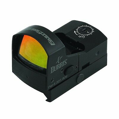 New Burris FastFire III Red-Dot Reflex Sight 3 MOA Dot W/ Picatinny Mount 300234