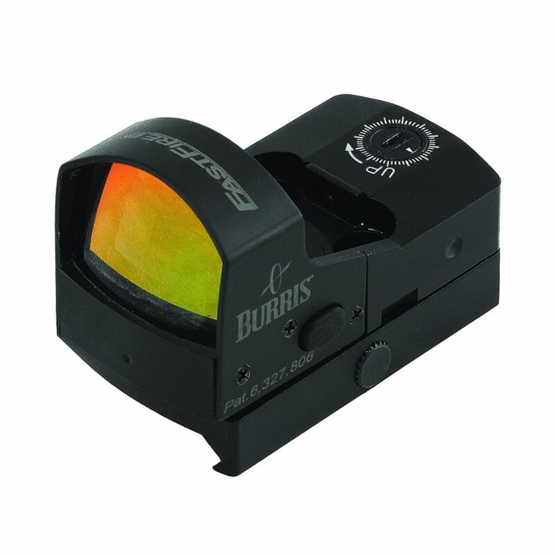 Burris 300234 Fastfire III with Picatinny Mount 3 MOA Sight (Black) 300234