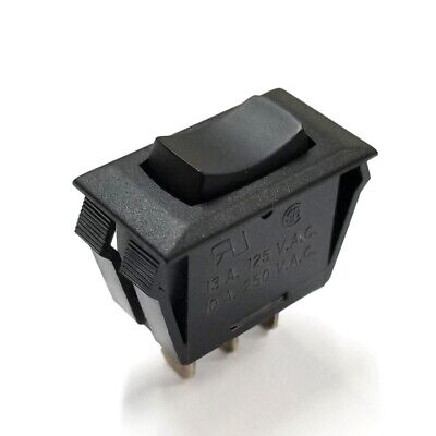Cw Industries Grs-2013c-0000 Spdt On-off-on Momentary Rocker Switch